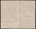 """View Letter from Elihu Vedder to """"Chick"""" (Caroline Vedder) digital asset: pages 1"""