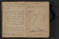 View Elihu Vedder travel diary digital asset: pages 3