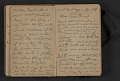 View Elihu Vedder travel diary digital asset: pages 11