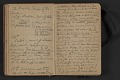 View Elihu Vedder travel diary digital asset: pages 19