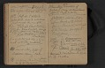 View Elihu Vedder travel diary digital asset: pages 20