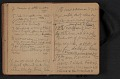 View Elihu Vedder travel diary digital asset: pages 22