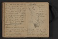 View Elihu Vedder travel diary digital asset: pages 23