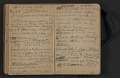 View Elihu Vedder travel diary digital asset: pages 27