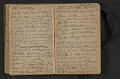 View Elihu Vedder travel diary digital asset: pages 32
