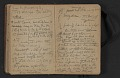 View Elihu Vedder travel diary digital asset: pages 34