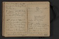 View Elihu Vedder travel diary digital asset: pages 36