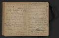 View Elihu Vedder travel diary digital asset: pages 38