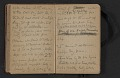 View Elihu Vedder travel diary digital asset: pages 40