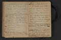 View Elihu Vedder travel diary digital asset: pages 45