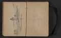 View Elihu Vedder travel diary digital asset: pages 49