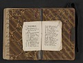 View Elihu Vedder travel diary digital asset: pages 60