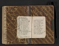 View Elihu Vedder travel diary digital asset: pages 70