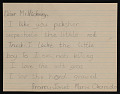 View Mrs. Dahl of the Vancouver Public Schools letter with enclosed student letters to Robert Vickrey digital asset number 5