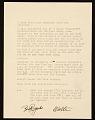 View Walter De Maria letter to Samuel Wagstaff digital asset number 1