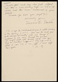 View Thomas Hart Benton, Kansas City, Mo. letter to Samuel J. Wagstaff, Hartford, Conn. digital asset number 1