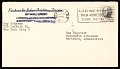 View Ray Johnson mail art to Samuel J. Wagstaff digital asset: envelope