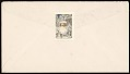 View Ray Johnson mail art to Samuel J. Wagstaff digital asset: envelope verso