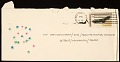 View Richard Tuttle mail art to Samuel J. Wagstaff digital asset: envelope