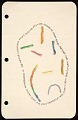 View Richard Tuttle mail art to Samuel J. Wagstaff digital asset number 0