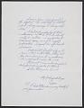 View Dan Flavin, Brooklyn, N.Y. letter to Samuel J. Wagstaff, Hartford, Conn. digital asset number 1