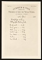 View Reproduction of Currier & Ives recipe for making lithographic writing ink digital asset number 0