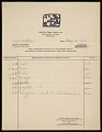 View Receipt from The Potter's Shop, Inc. to Carl Walters digital asset number 0