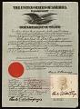 View Charles E. Waltensperger's passport digital asset number 0