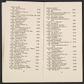 View Society of American Etchers, gavers, lithographers, and Woodcutters, 334d Annual Exhibition, Checklist digital asset: pages 9