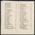 View Society of American Etchers, gavers, lithographers, and Woodcutters, 334d Annual Exhibition, Checklist digital asset: pages 11