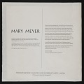 View Mary Meyer exhibition announcement digital asset number 2