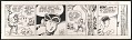 """View Coulton Waugh <em>Dickie Dare</em> comic strip, """"Hearts are thumps"""" digital asset number 0"""