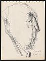 View Sketch of Ludwig Mies van der Rohe digital asset number 0