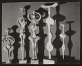View Photograph of sculptures by Hugo Weber, Chicago digital asset number 0