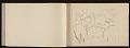 View Edwin Ambrose Webster sketchbook of travel in France digital asset number 1