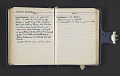 View Katharine Lane Weems diary digital asset: pages 1