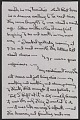 View Georgia O'Keeffe letter to Cady Wells digital asset number 3