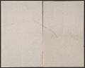 View Hand drawn map of an area in southern Iraq digital asset: verso
