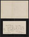 View James McNeill Whistler letter to Herbert Charles Pollitt digital asset number 2