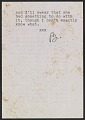 View William Styron letter to Robert W. White digital asset number 1