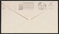 View Jacqueline Kennedy letter to Robert W. White digital asset: envelope verso