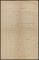 View Robert W. White draft of a letter to Jacques Lipchitz digital asset number 0