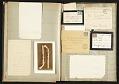 View Gertrude Vanderbilt Whitney scrapbook digital asset: pages 10