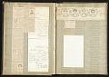 View Gertrude Vanderbilt Whitney scrapbook digital asset: pages 11