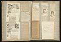 View Gertrude Vanderbilt Whitney scrapbook digital asset: pages 13