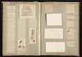 View Gertrude Vanderbilt Whitney scrapbook digital asset: pages 18