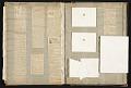 View Gertrude Vanderbilt Whitney scrapbook digital asset: pages 34