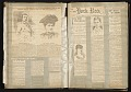 View Gertrude Vanderbilt Whitney scrapbook digital asset: pages 39