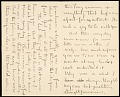 View Harry Payne Whitney letter to Gertrude Vanderbilt Whitney digital asset number 1
