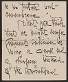 View Letter from Natalie H. Hammond to Gertrude Vanderbilt Whitney digital asset: page 2